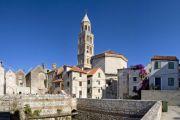 Split – Dalmatian rannikon keskus täynnä tekemistä