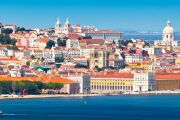 Lissabon – tunnelmaa ja hyvää ruokaa