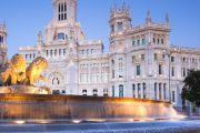 Madrid - monivivahteinen suurkaupunki