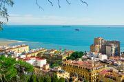 Málaga – kulttuuria, ostoksia ja vilkasta yöelämää