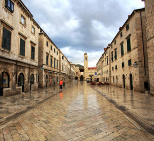 Katu Dubrovnikissa