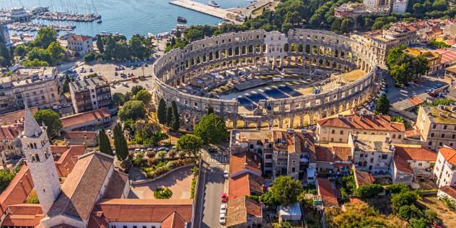 Kroatia kaupunki