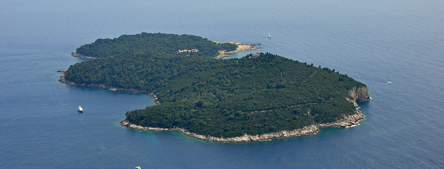 Kroatia Lokrum
