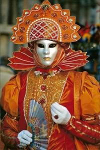 Venetsia naamio