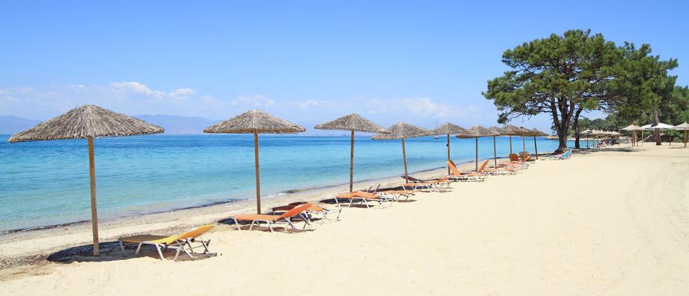 Kreikka ranta