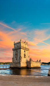 Lissabon Belemin torni