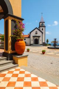 Kirkko Madeiralla