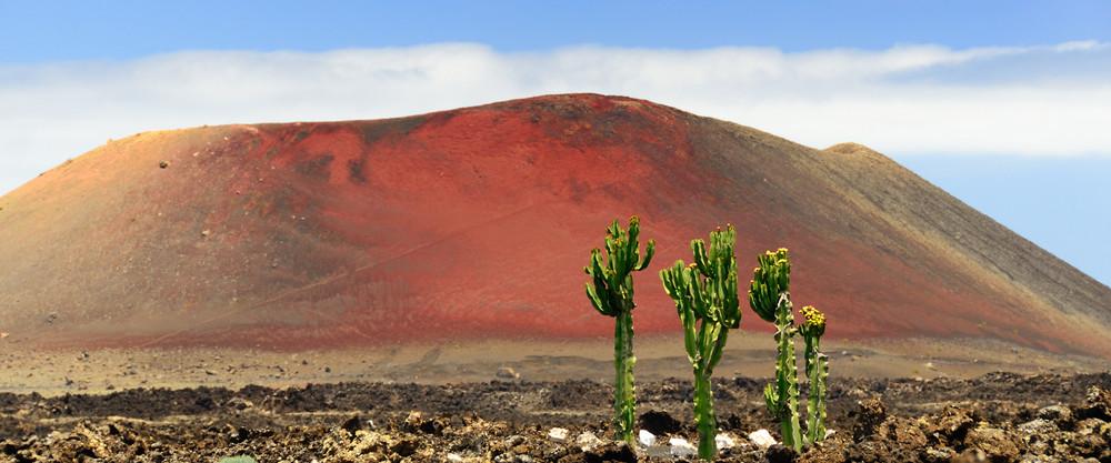 Lanzarote vuori