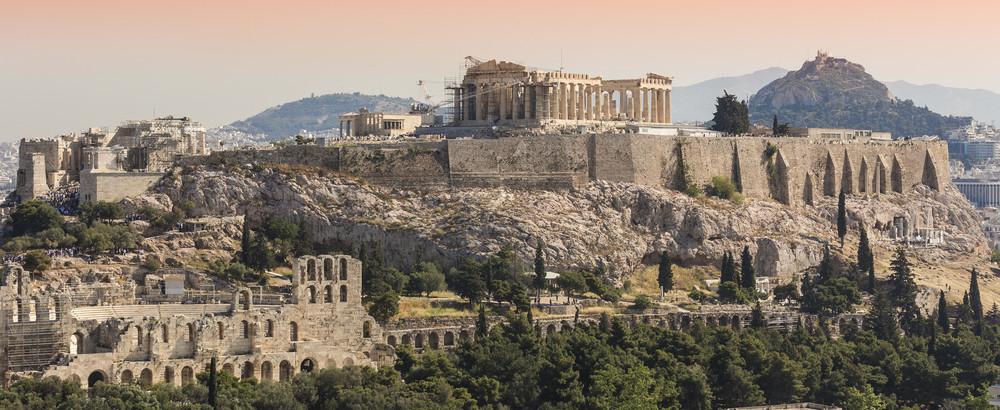 Kreikka Akropolis