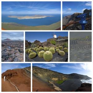 Lanzarote vuorikollaasi