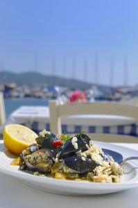 Kreikka ruoka