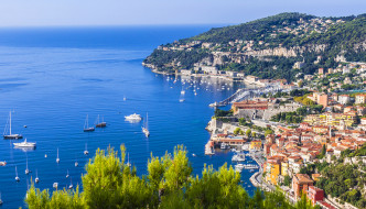 Nizza – Ranskan Rivieran kirkkain tähti