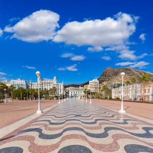 Alicante linna