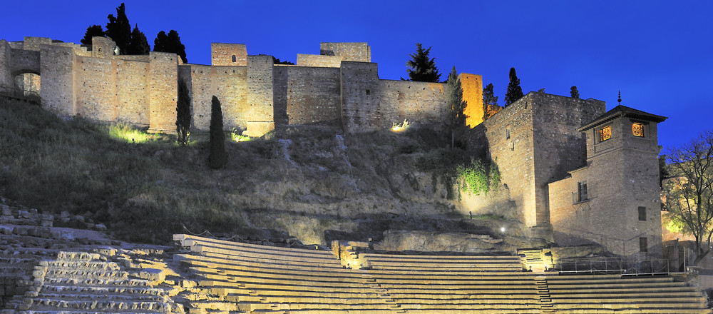 Malaga amfi-teatteri