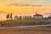 Toscana – historiaa ja viiniviljelmiä