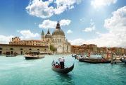 Venetsia – kauneutta kanavien keskellä