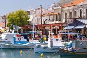 Samos – satumaisen kaunis ja vihreä