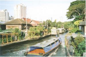 Kanava Bangkokissa