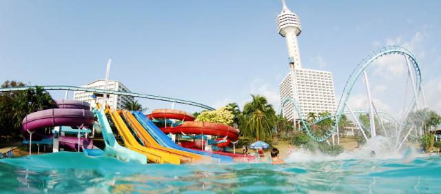 Pattaya vesipuisto