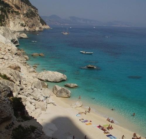 Sardinia ranta