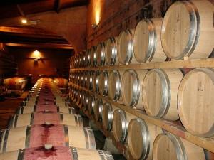 Viinikellari Toscanassa Pixa