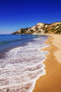 Korfu ranta