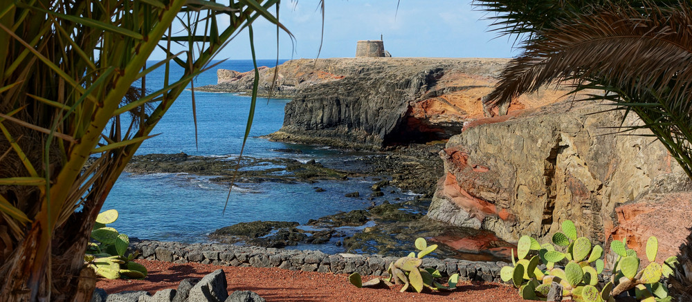 Lanzarote ranta