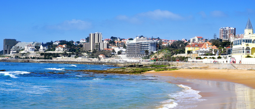 Lissabon Tamarizin ranta