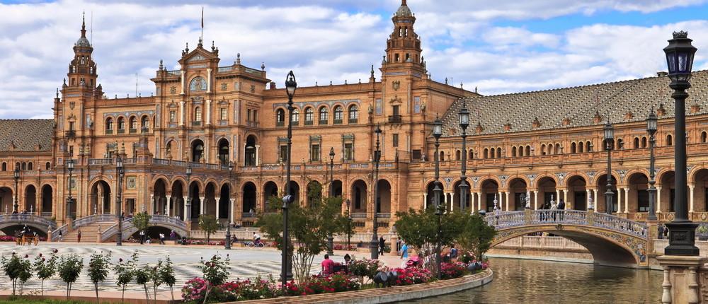 Sevilla aukio