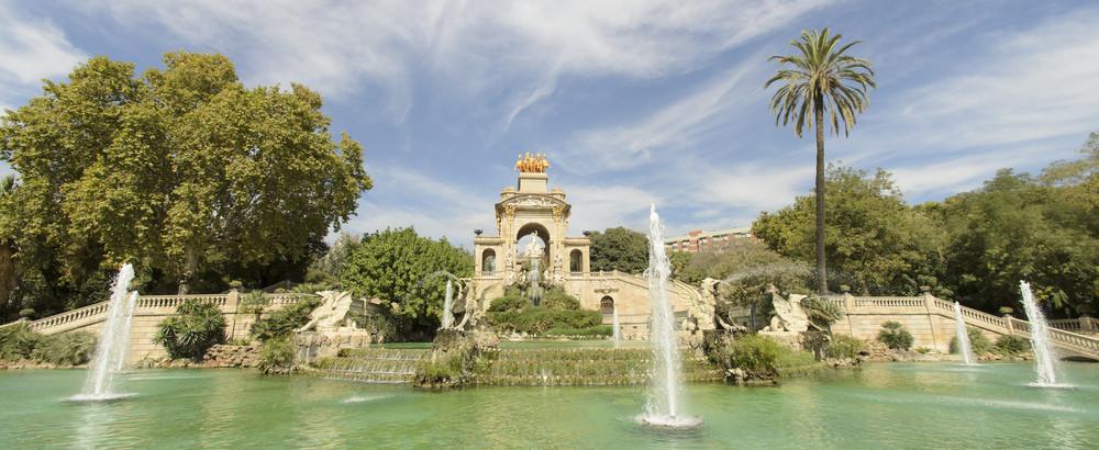 Barcelona puisto