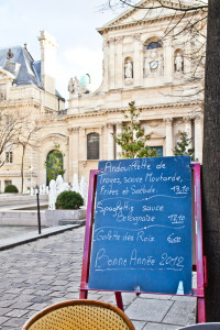 Pariisi kahvila