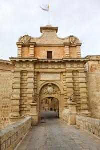 Malta vanhakaupunki