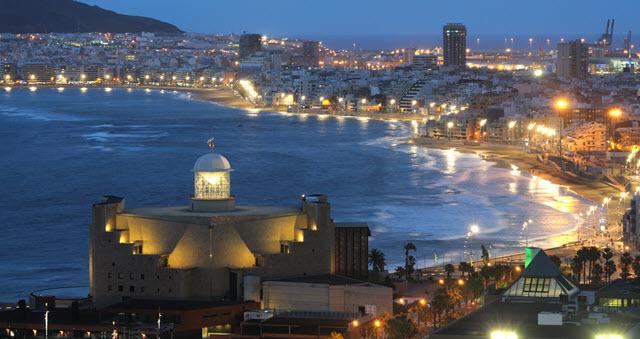 Las Palmasin kaupunki